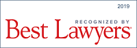 Recognized by Best Lawyers Logo