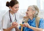 Proposed rules extend minimum wage and overtime protections to many in-home care workers