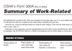 Reminder: Iowa OSHA Form 300A posting deadline approaching