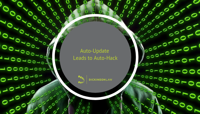Auto-Update Leads to Auto-Hack