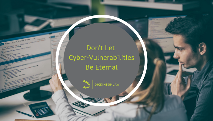 Don't Let Cyber-Vulnerabilities Be Eternal