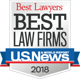 "Dickinson, Mackaman, Tyler & Hagen ranked in 2018 ""Best Law Firms"""