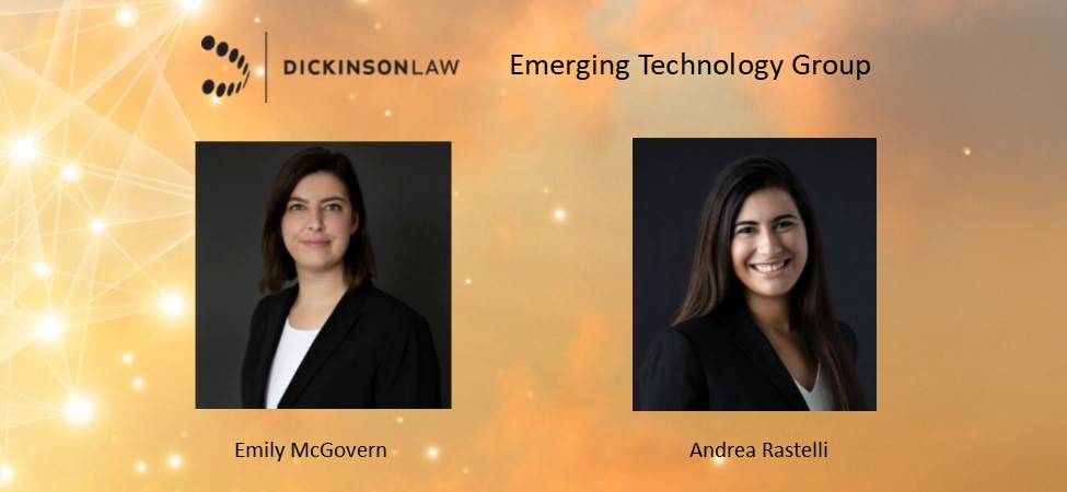 New Emerging Technology Practice at Dickinson Law