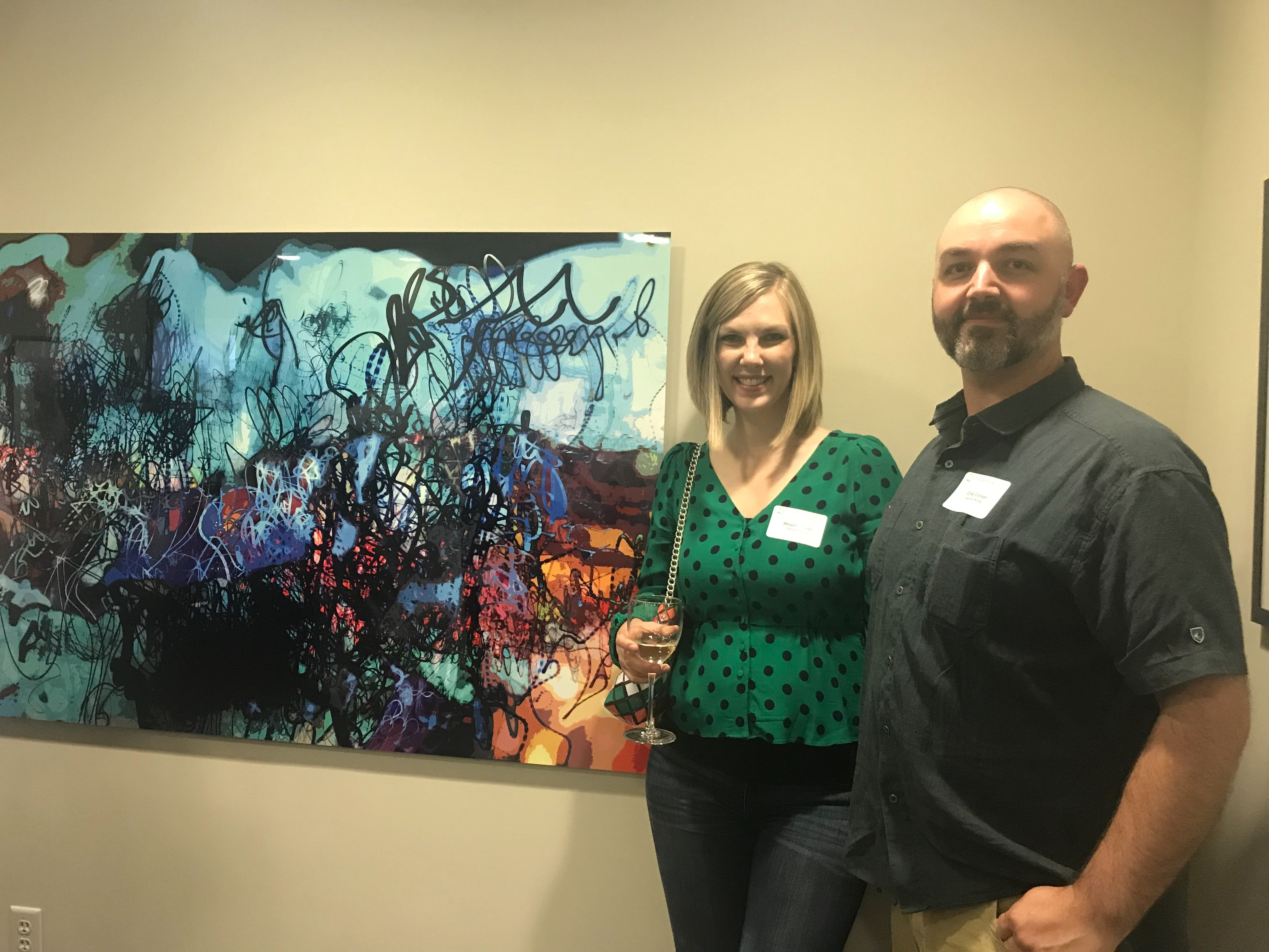 Open House Celebrates Iowa Artists on Display