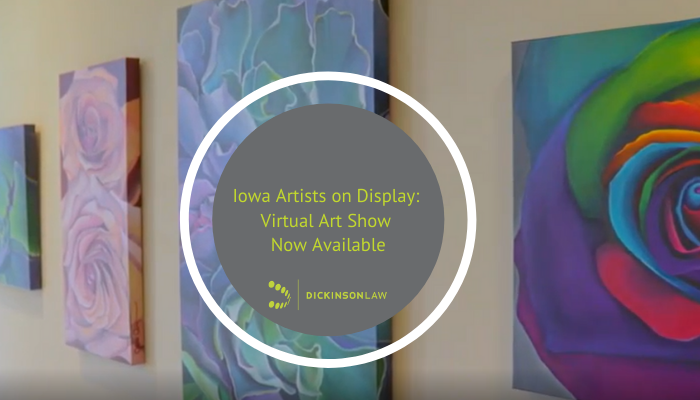 Artists on Display - Virtual Art Show Now Available