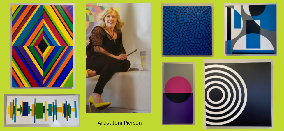 Dickinson Artists on Display Spotlight — Joni Pierson: Symmetry in Nature