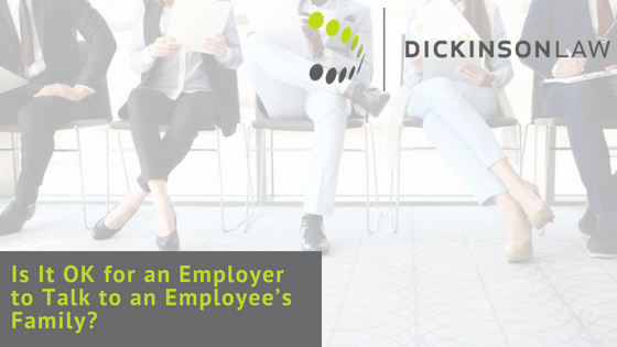 Jill Jensen Welch, Iowa Employment & Labor Law Blog, Des Moines Iowa, Dickinson Law Firm